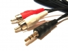 1.4 Kabel Jack-2Chinch 5m