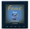 1.0.3 STRUNY Fame Bass Strings,5er,45-130 round wound